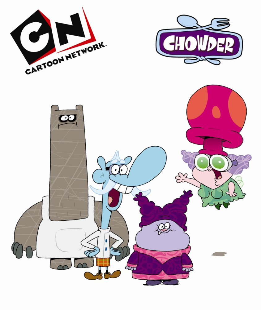 Watch Movie Chowder - Season 2
