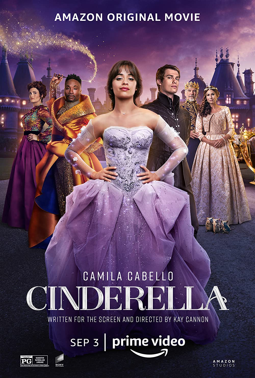 Watch Movie Cinderella