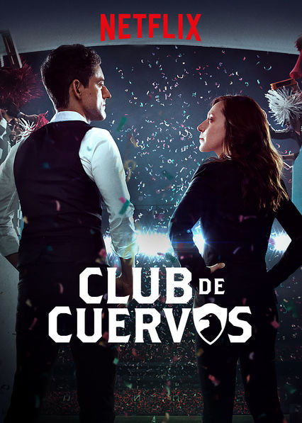 Watch Movie Club de Cuervos - Season 2