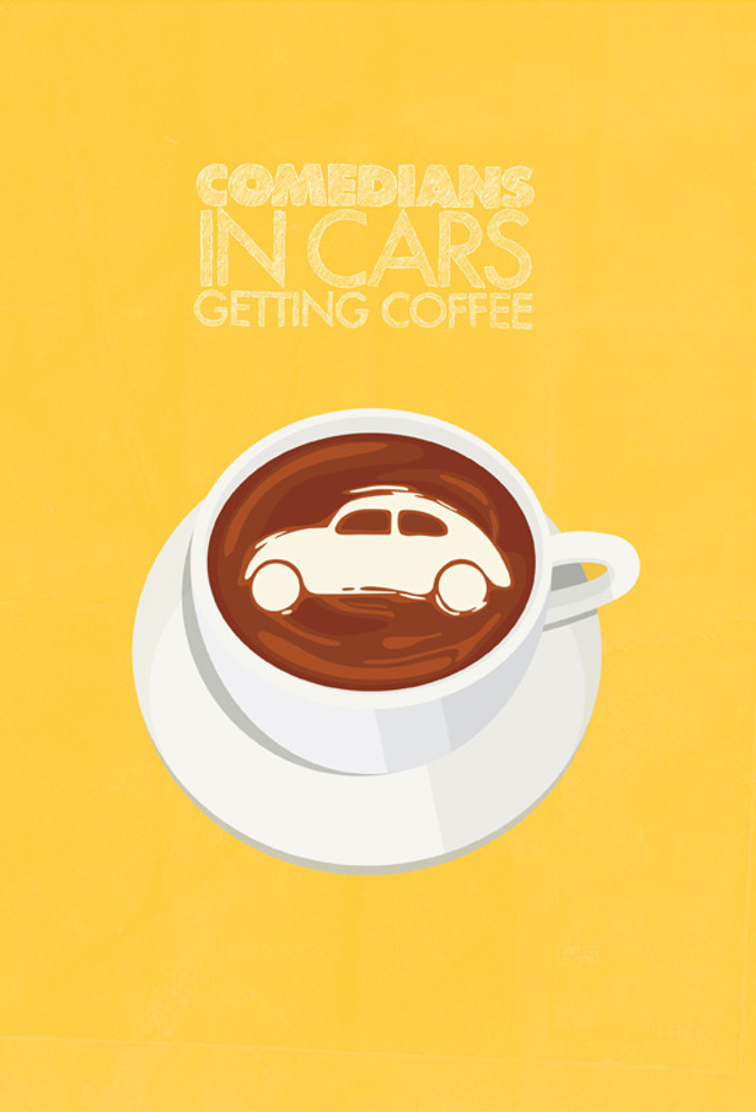 Watch Movie Comedians in Cars Getting Coffee - Season 2