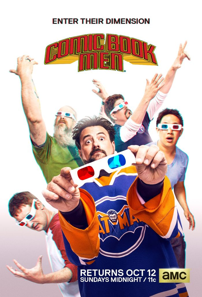 Watch Movie Comic Book Men - Season 3