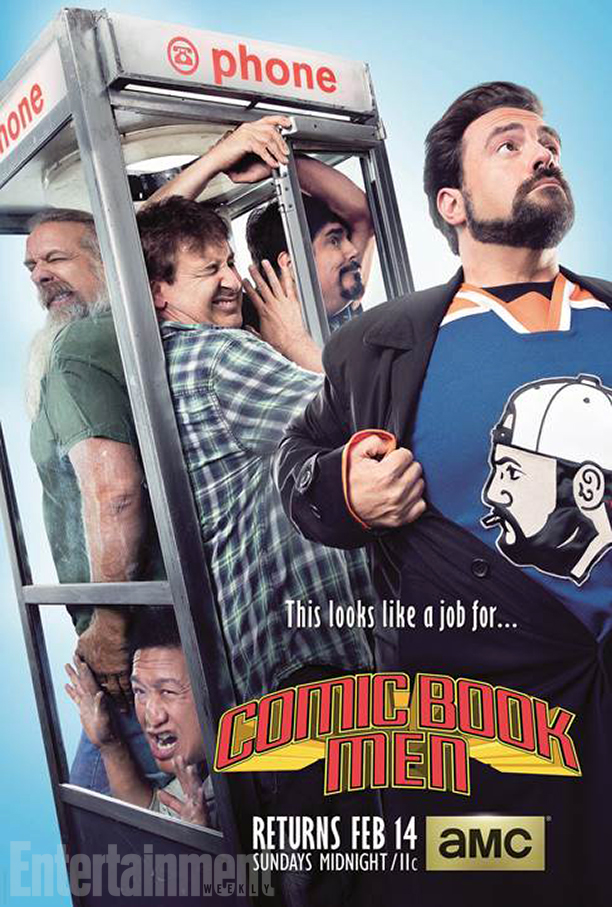 Watch Movie Comic Book Men - Season 5