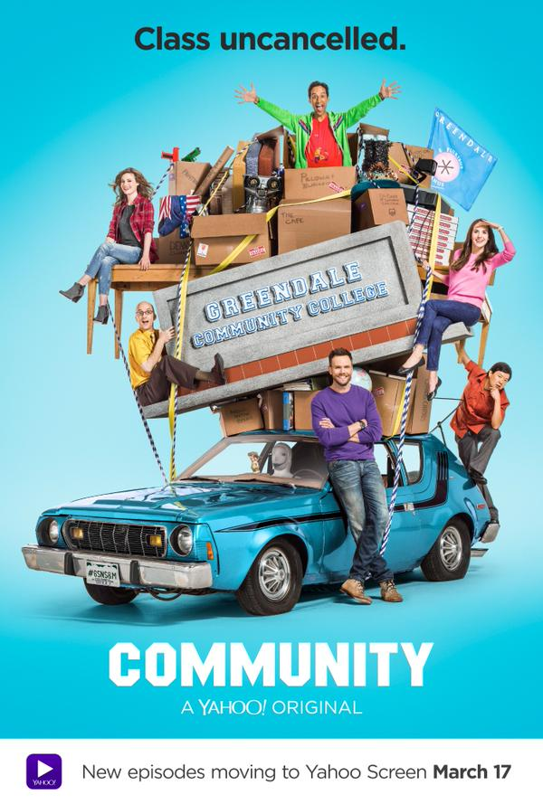 Watch Movie Community - Season 6