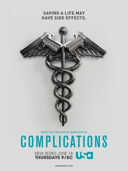 Watch Movie Complications - Season 1