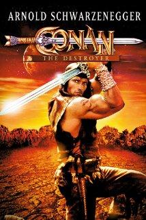 Watch Movie Conan the Destroyer
