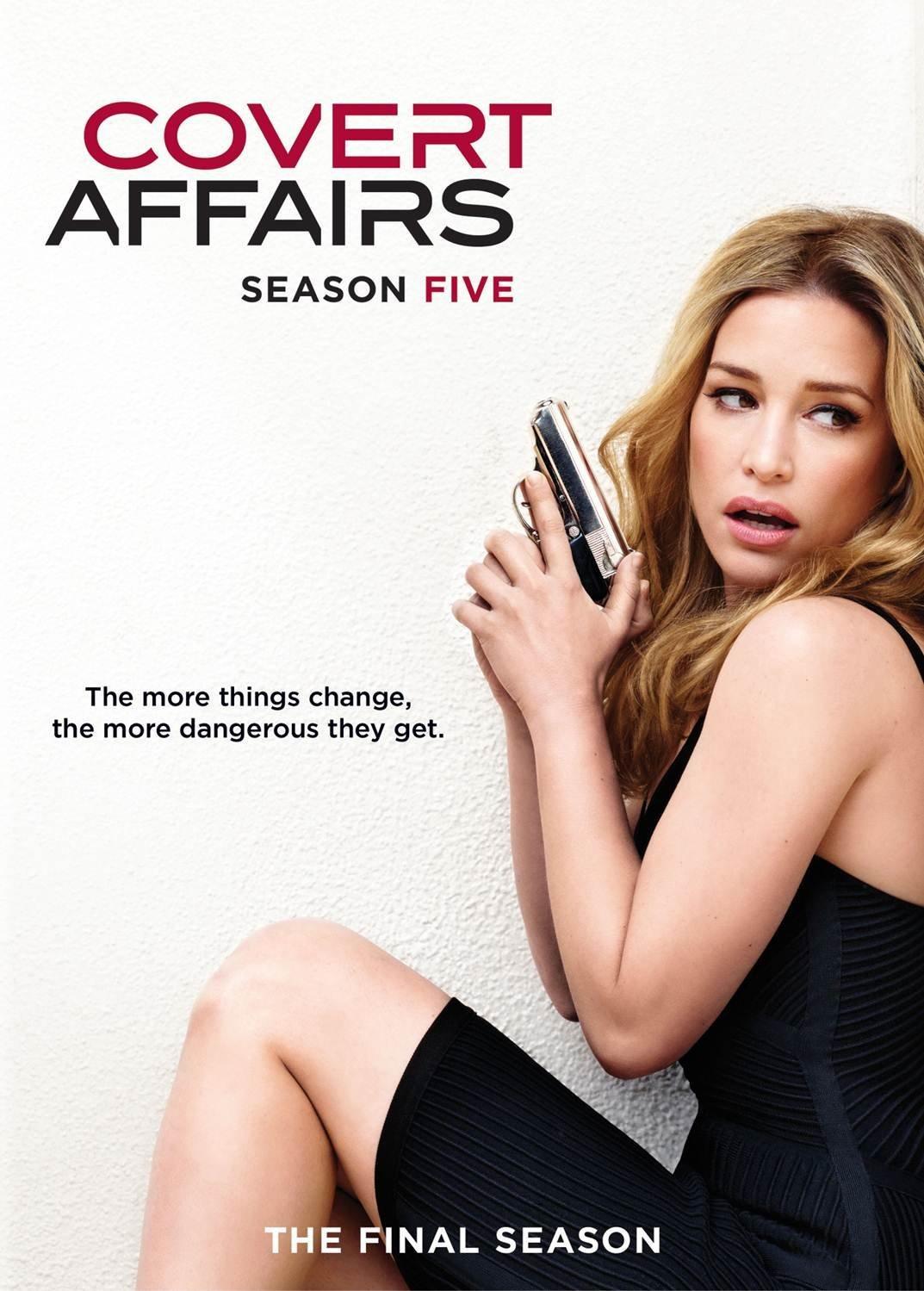 Watch Movie Covert Affairs - Season 5