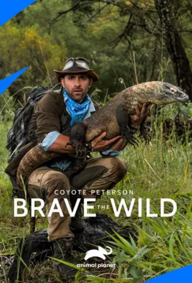 Watch Movie Coyote Peterson: Brave the Wild - Season 1