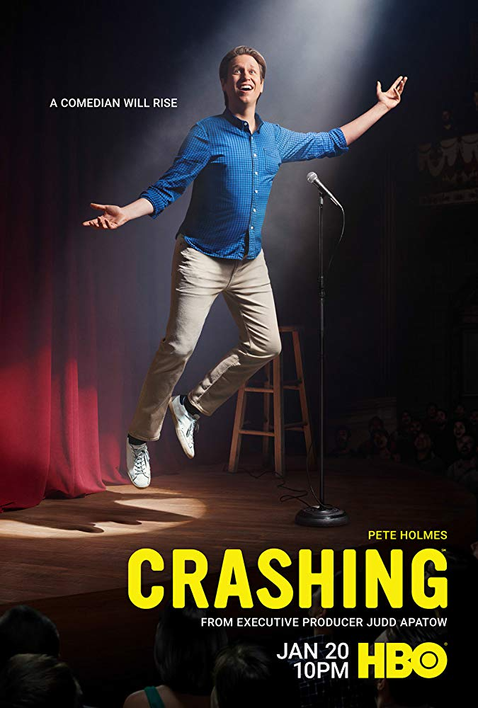 Watch Movie Crashing - Season 3