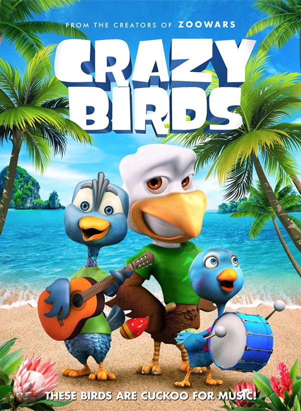 Watch Movie Crazy Birds