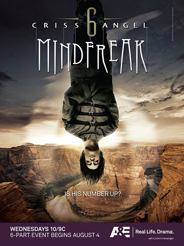 Watch Movie Criss Angel Mindfreak - Season 3