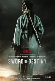 Watch Movie Crouching Tiger Hidden Dragon Sword of Destiny