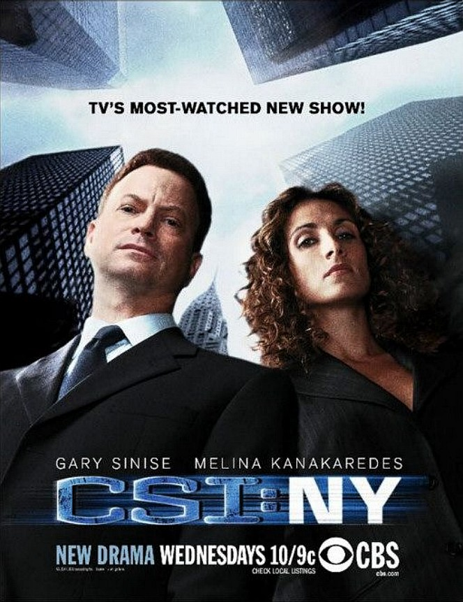 Watch Movie CSI: NY - Season 8