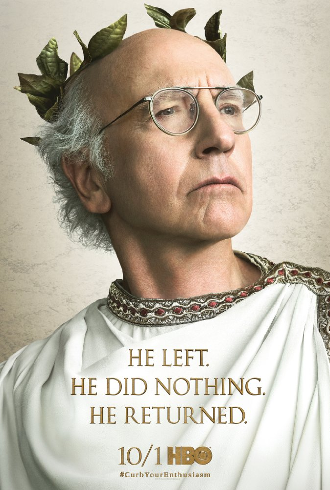 Watch Movie Curb Your Enthusiasm - Season 9