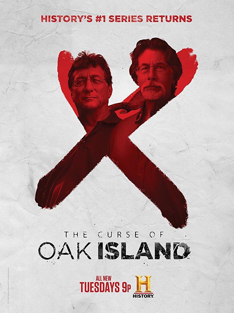 Watch Movie Curse Of Oak Island - Season 5