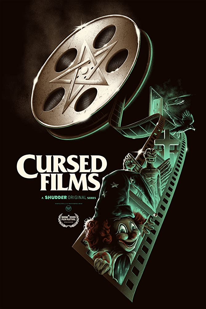 Watch Movie Cursed Films - Season 1