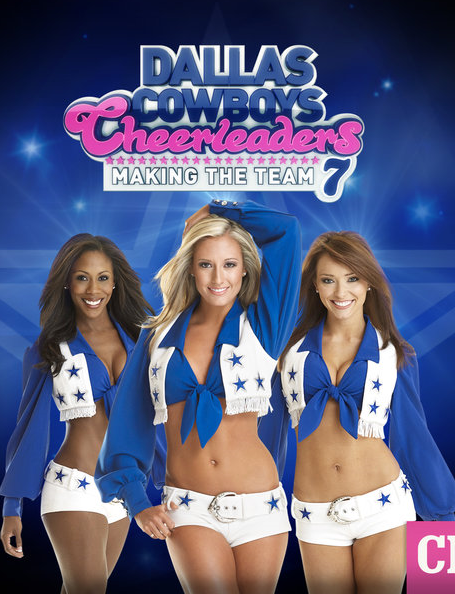 Watch Movie Dallas Cowboys Cheerleaders Making The Team - Season 12