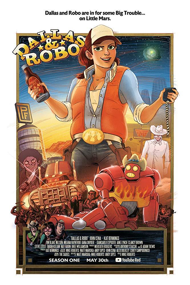 Watch Movie Dallas & Robo - Season 1