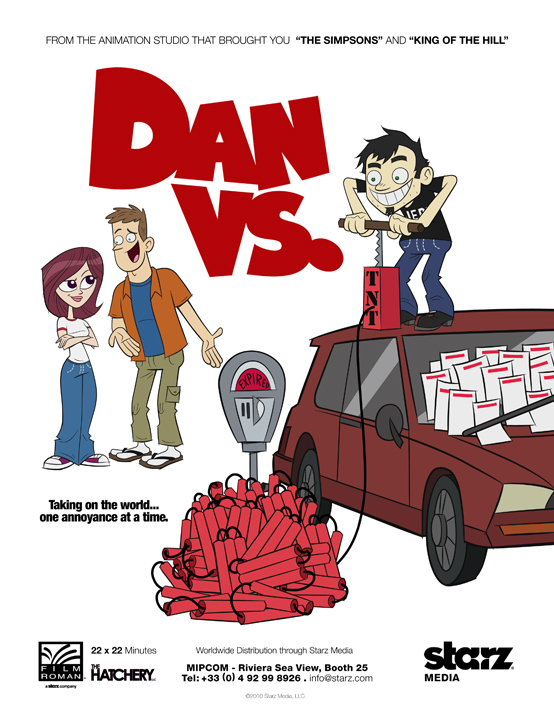 Watch Movie Dan Vs. - Season 2