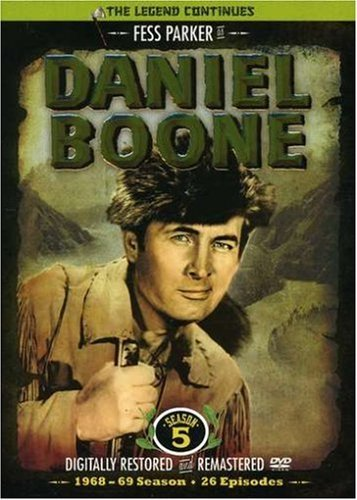 Watch Movie Daniel Boone - Season 4