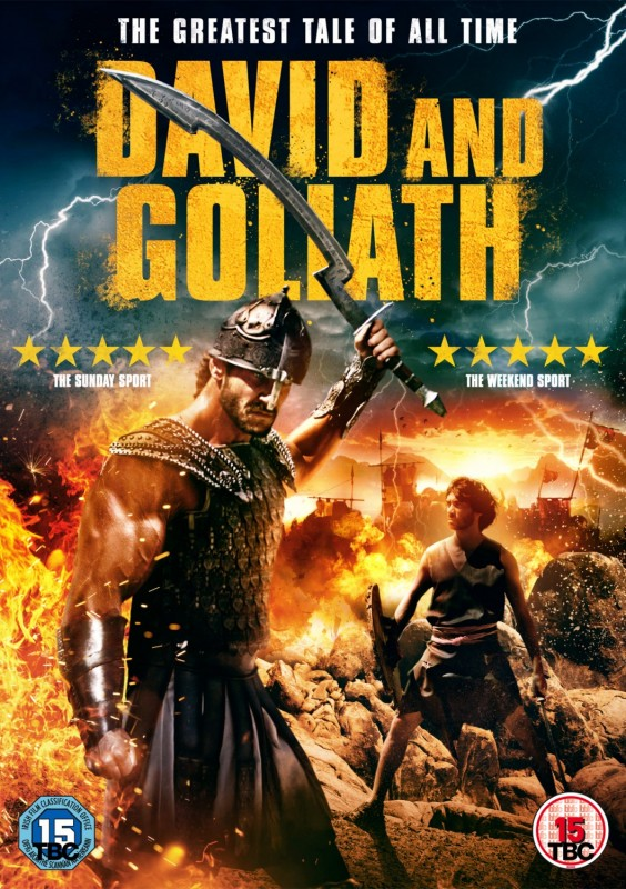Watch Movie David and Goliath