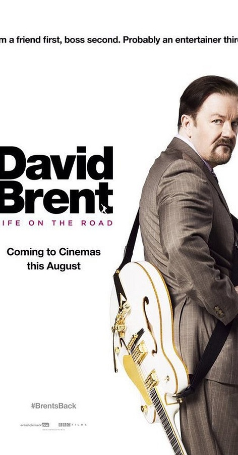 Watch Movie David Brent: Life on the Road