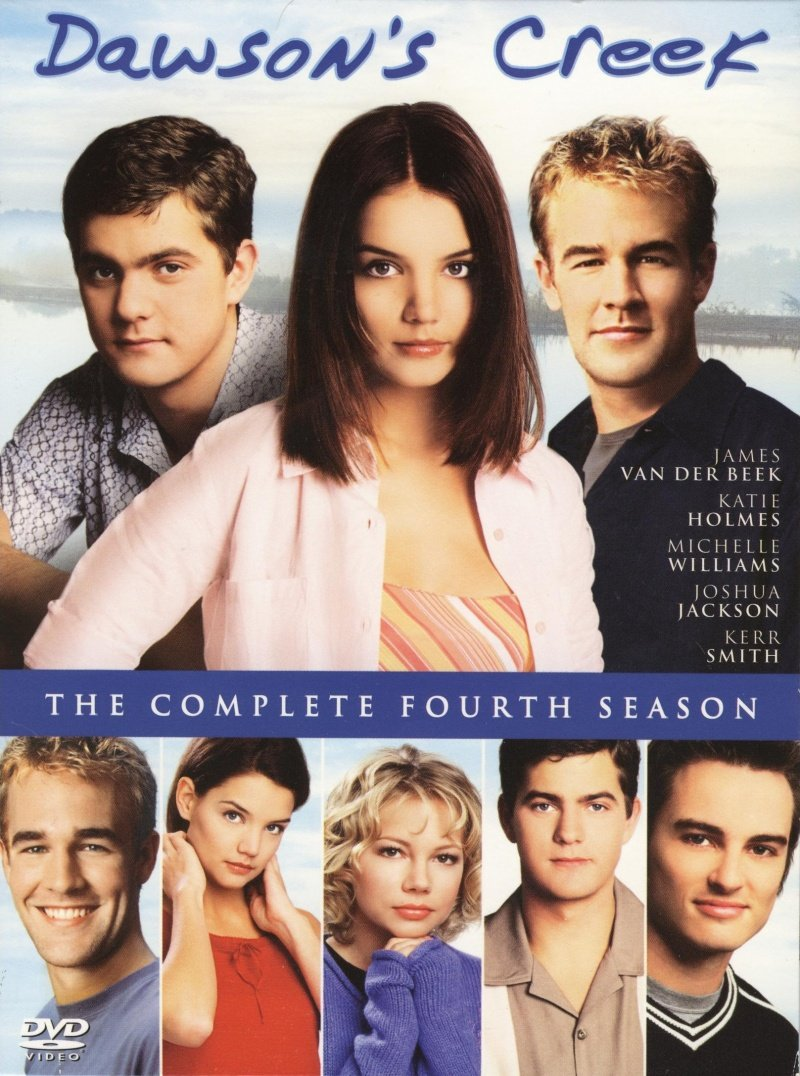 Watch Movie Dawsons Creek - Season 3