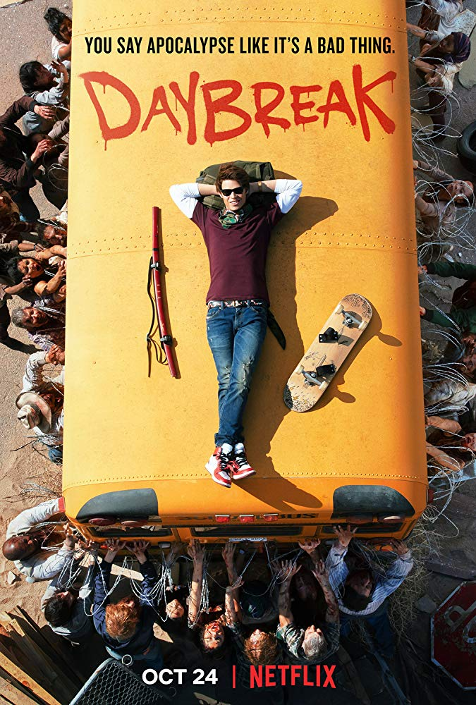 Watch Movie Daybreak - Season 1