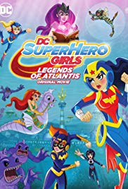 Watch Movie DC Super Hero Girls: Legends of Atlantis