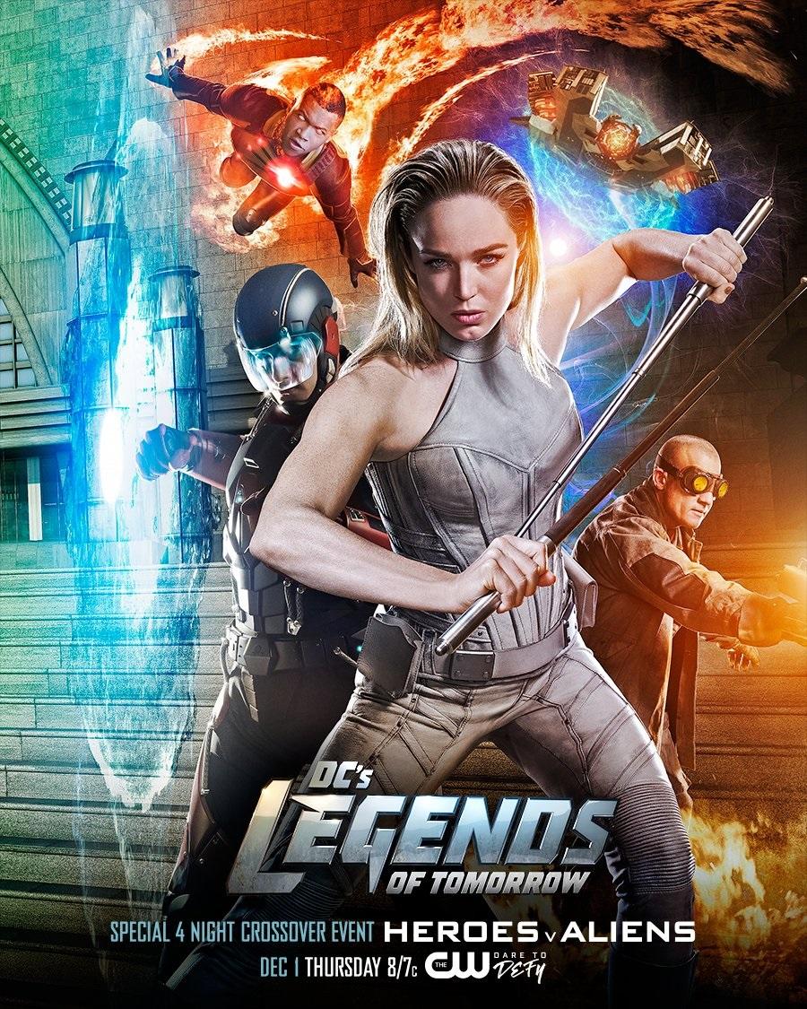 Watch Movie DC's Legends of Tomorrow - Season 3
