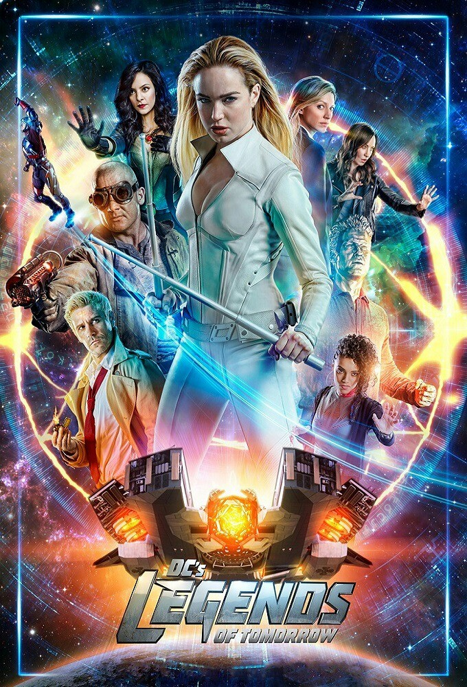 Watch Movie DC's Legends of Tomorrow - Season 5