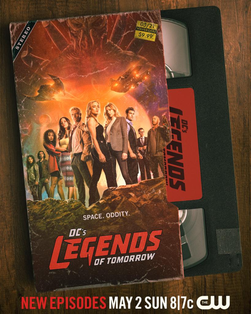 Watch Movie DC's Legends of Tomorrow - Season 6