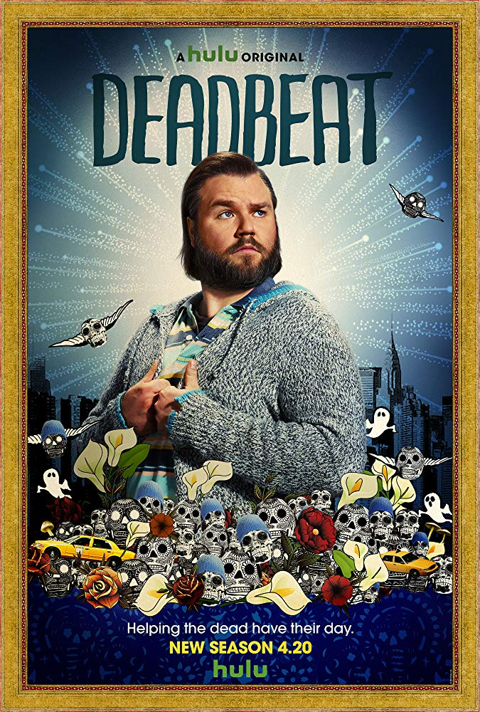 Watch Movie Deadbeat - Season 2