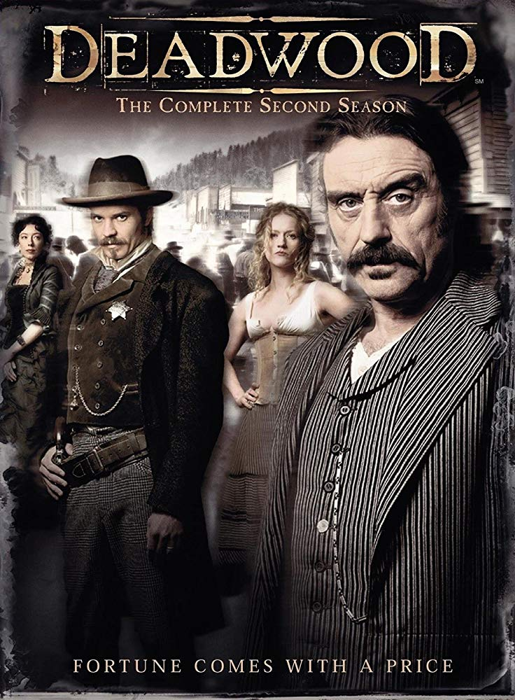 Watch Movie Deadwood - Season 2