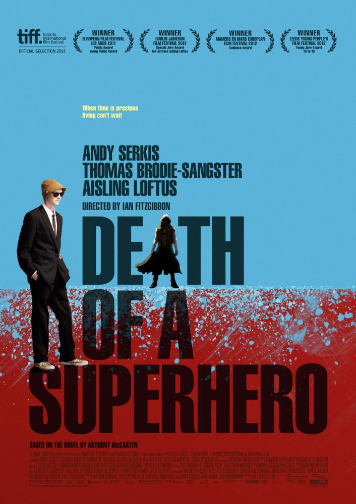 Watch Movie Death of a Superhero