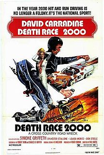 Watch Movie Death Race 2000