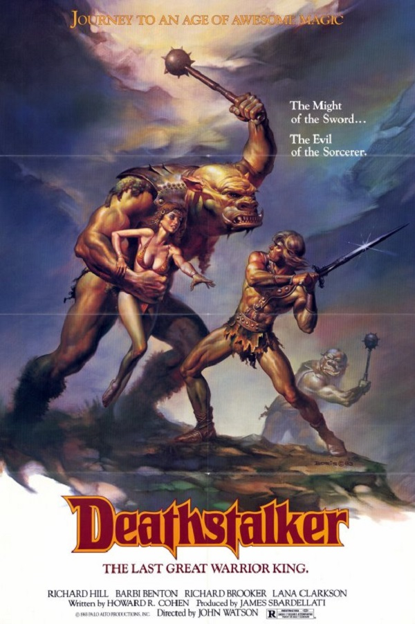 Watch Movie Deathstalker