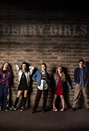 Watch Movie Derry Girls - Season 2