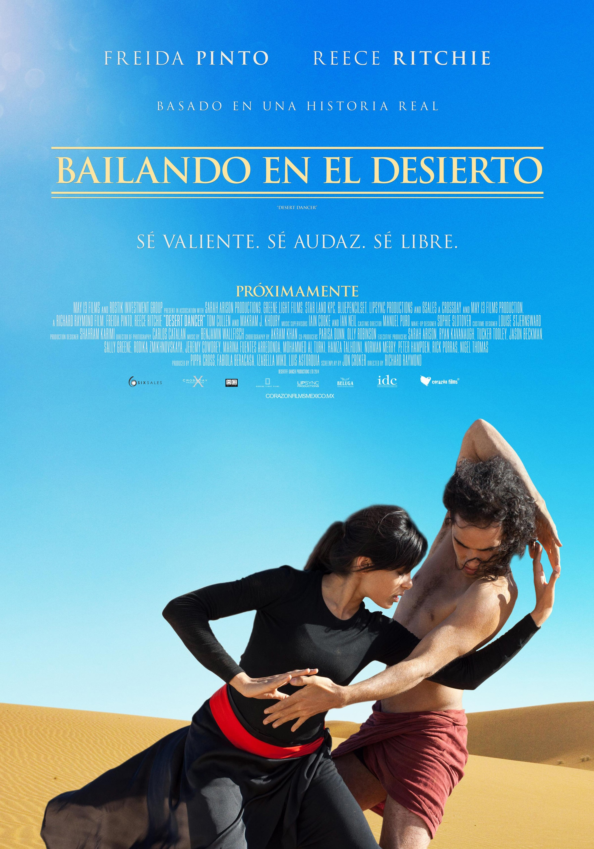 Watch Movie Desert Dancer