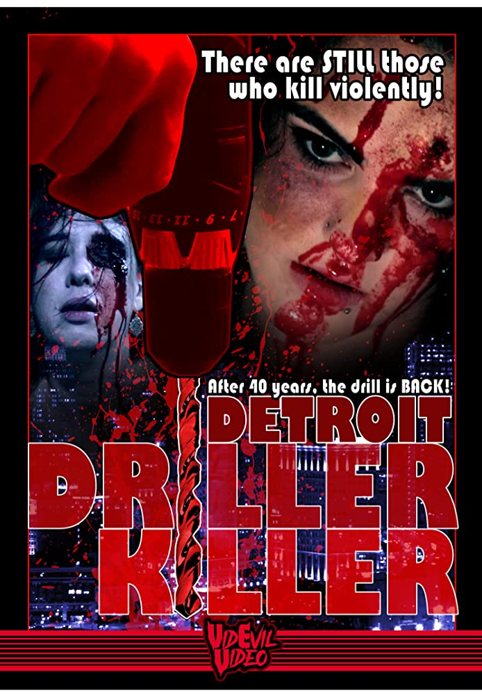 Watch Movie Detroit Driller Killer