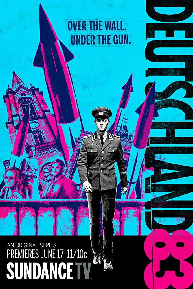 Watch Movie Deutschland 83 - Season 3