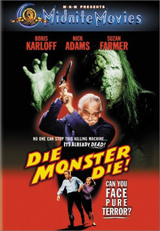 Watch Movie Die, Monster, Die!