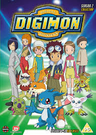 Watch Movie Digimon Adventure season 2