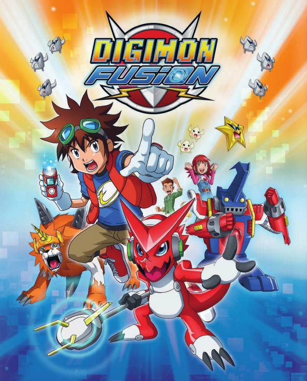 Watch Movie Digimon Fusion - Season 1