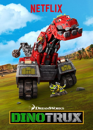 Watch Movie Dinotrux - Season 1