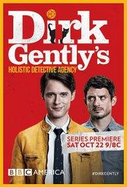 Watch Movie Dirk Gently's Holistic Detective Agency - Season 1