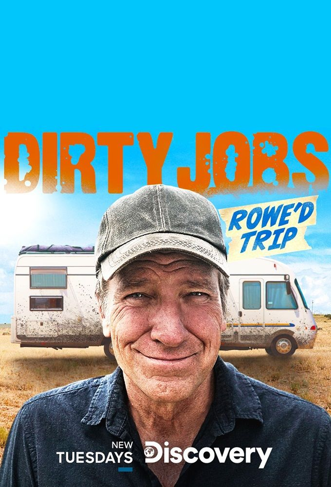 Watch Movie Dirty Jobs: Rowe'd Trip - Season 1