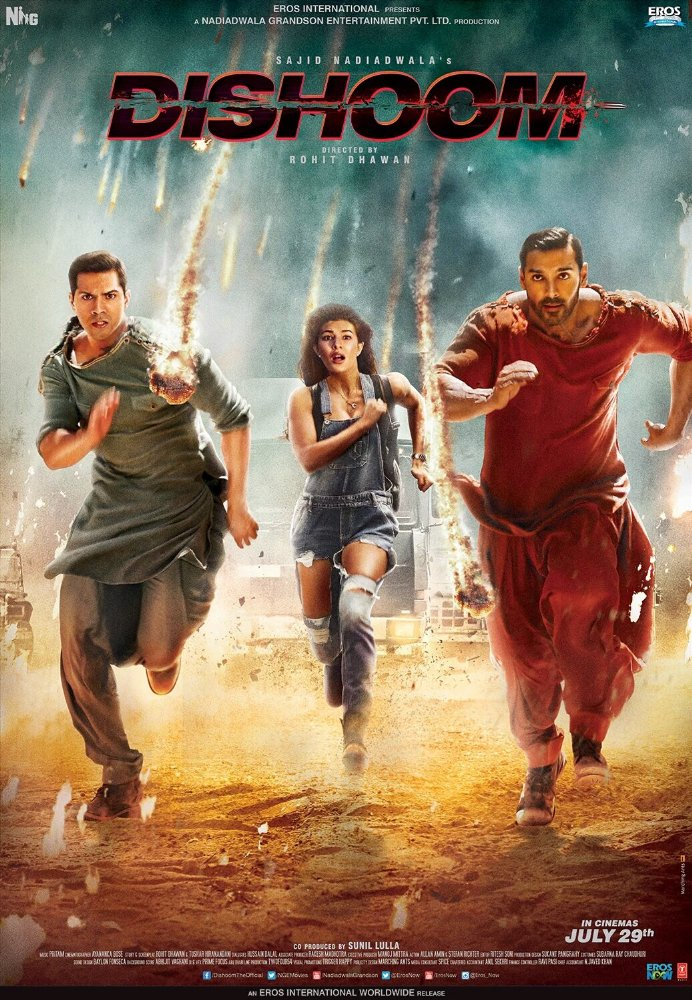Watch Movie Dishoom