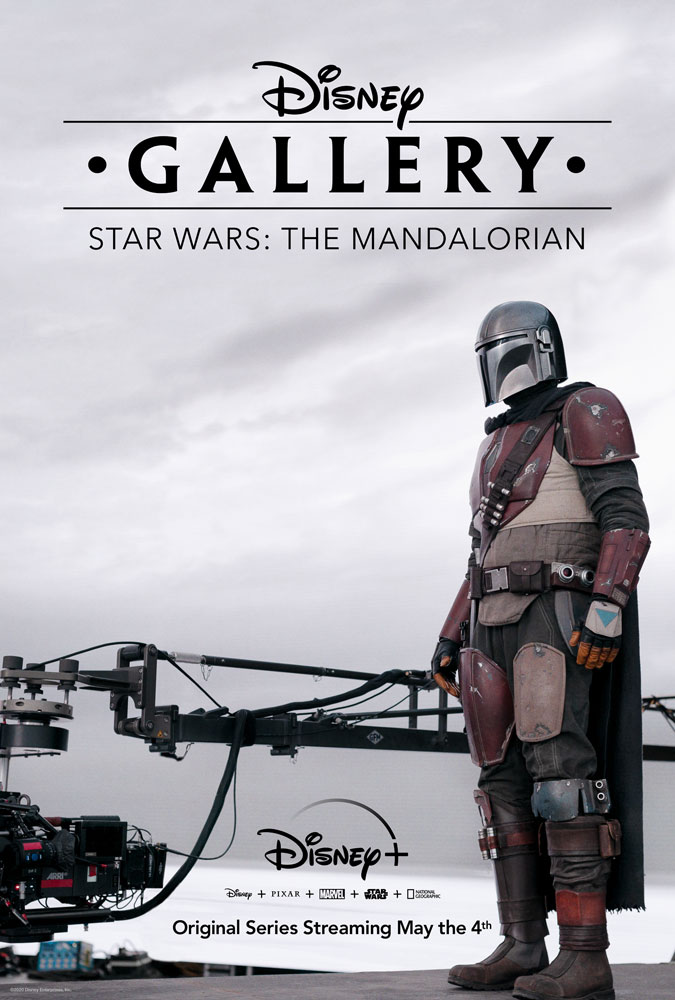 Watch Movie Disney Gallery: The Mandalorian - Season 1