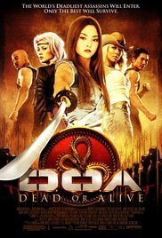 Watch Movie DOA: Dead or Alive