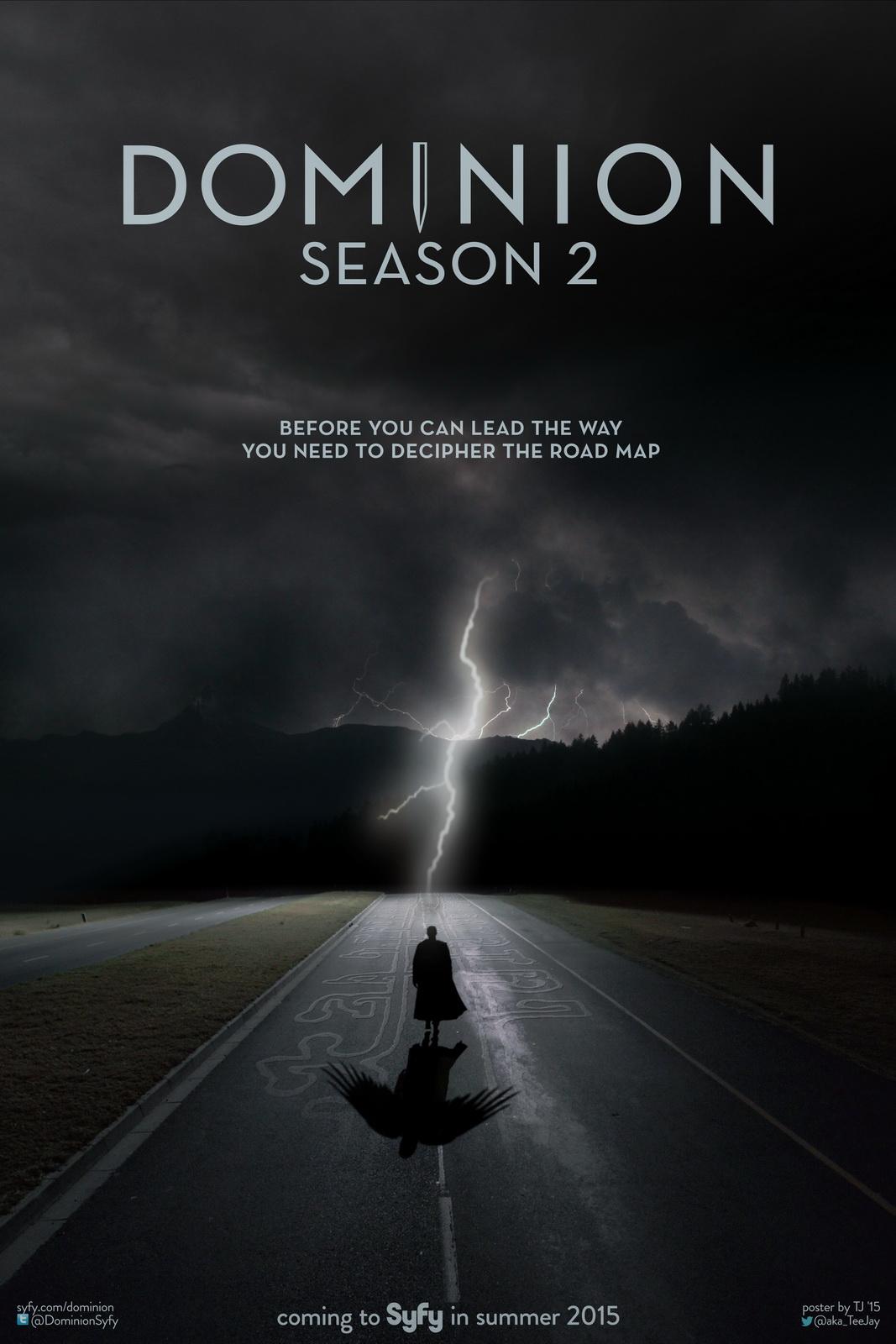 Watch Movie Dominion - Season 2